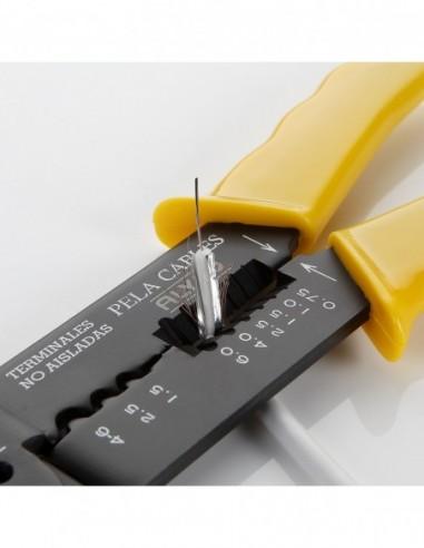 Pantalón de trabajo con pinzas